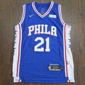 Joel Embiid Philadelphia 76ers Jersey